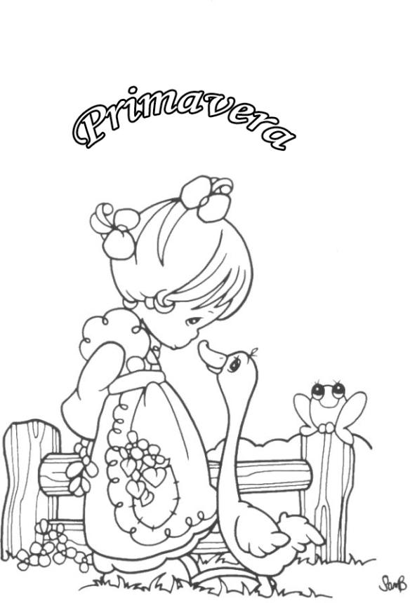 Dibujos Primavera 13