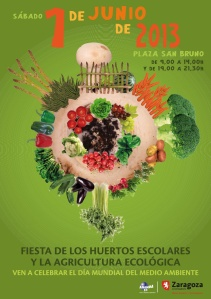 Fiesta Huertos Ecológicos Escolares