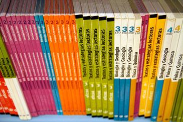 Libros de texto curso 2013-14