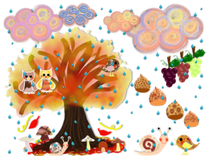art visuel thanksgiving