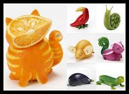 Frutas y verduras son fuentes de vitaminas y minerales