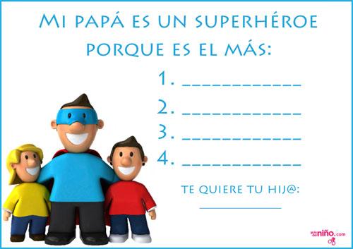Para SUPER-PAPÁS