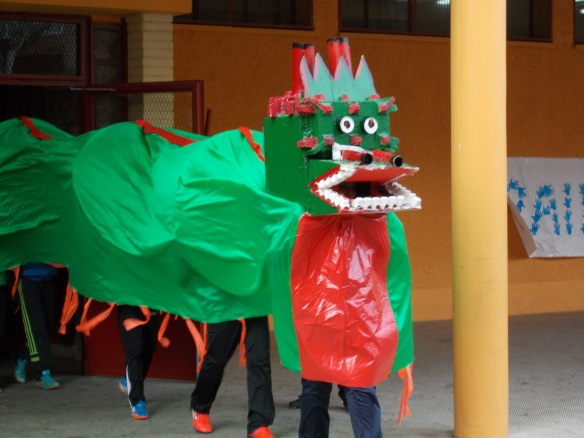 Carnaval 2014 ceip MARCOS FRECHIN
