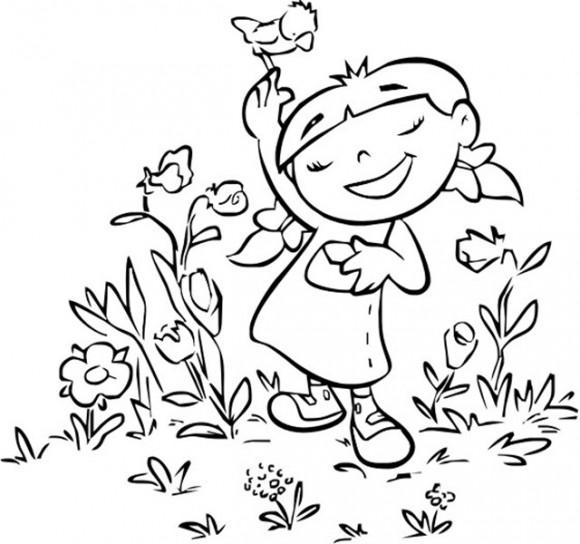 Colorear ideas dibujos para ninos samara educaci n - Cuadros abstractos para ninos ...
