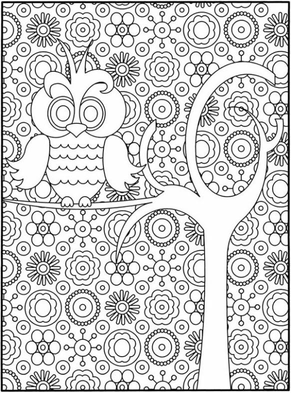 dibujos-colorear-primavera