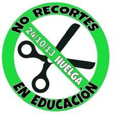 RECORTES en educación