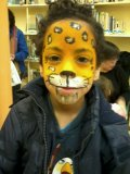 Un tigre encantador